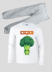 Pyjama enfant Nobody Loves Me - Vegetables is good