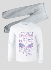 Pajamas kids One Direction 1D Music Stars