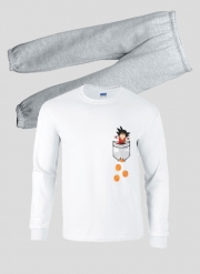 Pyjama enfant Pocket Collection: Goku Dragon Balls