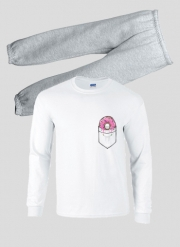 Pyjama enfant Pocket Collection: Donut Springfield