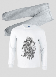 Pyjama enfant Poetic Lion