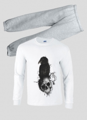 Pyjama enfant Raven and Skull