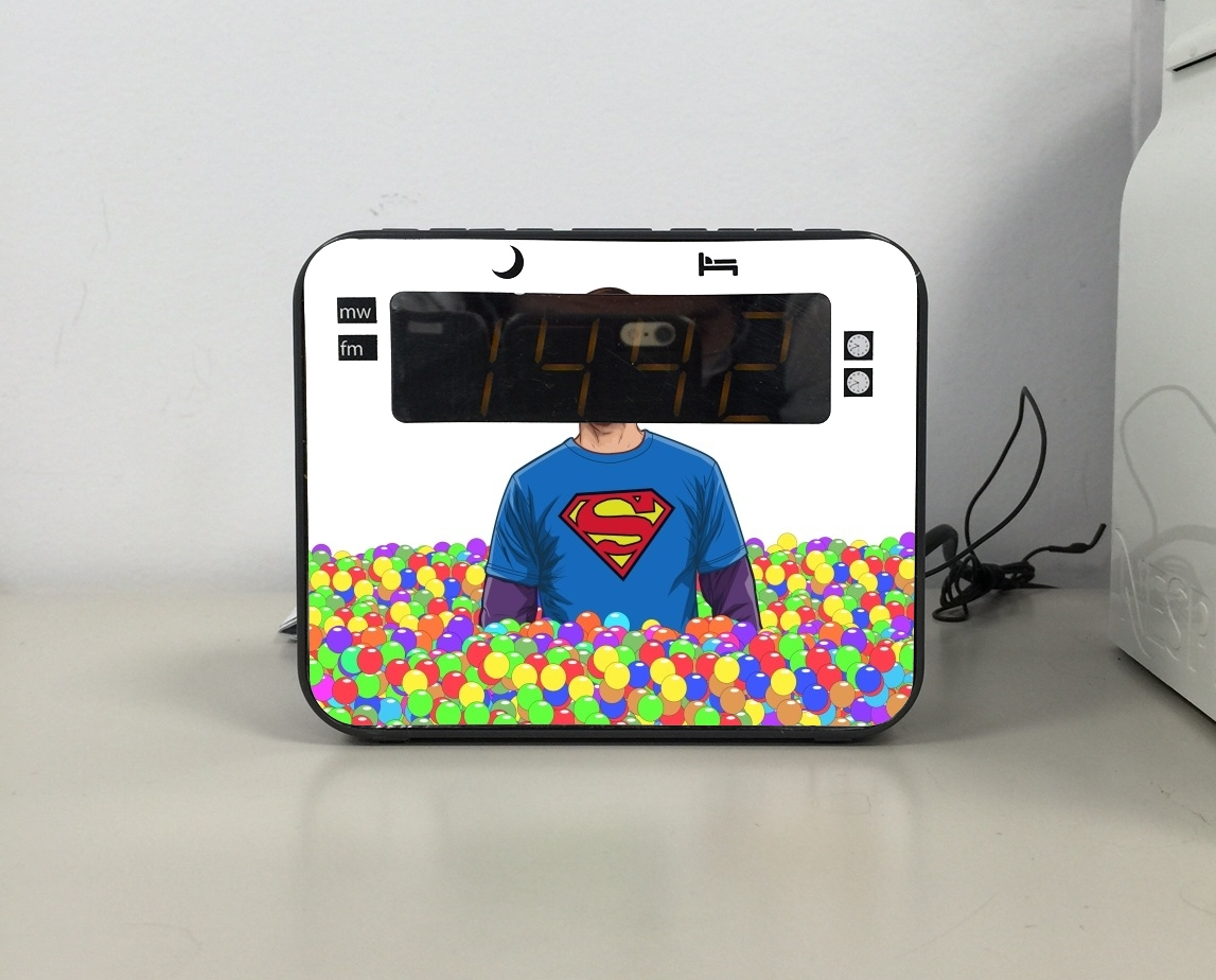 Alarm Clock Big Bang Theory: Dr Sheldon Cooper