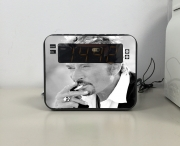 Alarm Clock johnny hallyday Smoke Cigare Hommage