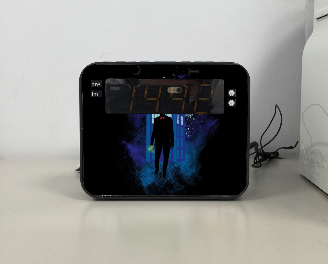 Alarm Clock Who Space