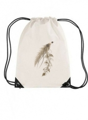 Sac de gym Boho Feather