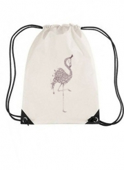 Sac de gym Flamingo