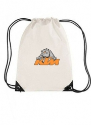 gymsac KTM Racing Orange And Black