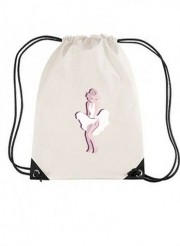 Sac de gym Marilyn pop