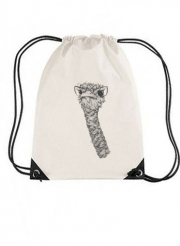 Sac de gym Autruche Hip