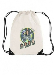 Sac de gym Outer Space Collection: One Direction 1D - Harry Styles