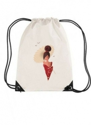Sac de gym Sakura Asian Geisha