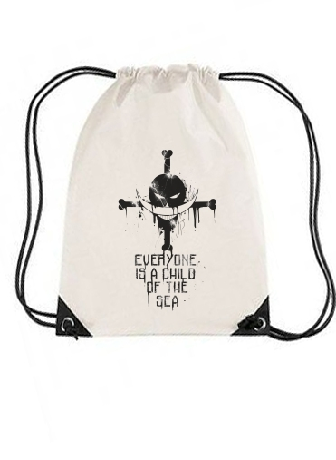 Sac de gym Shirohige Barbe blanche Child of the sea