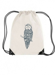 Sac de gym Snow Owl