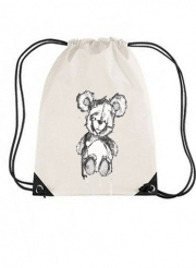 Sac de gym Teddy Bear