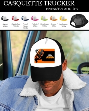 Casquette Snapback Originale KTM Racing Orange And Black