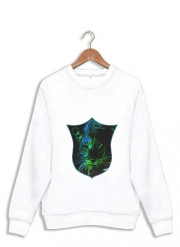 Sweatshirt Abstract neon Leopard