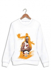 Sweatshirt Basketball Stars: Lebron James