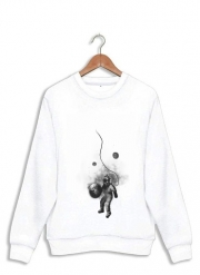 Sweatshirt Deep Sea Space Diver