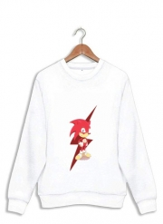 Sweatshirt Flash The Hedgehog