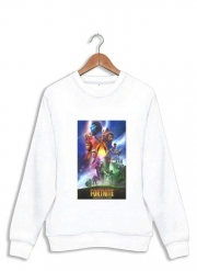 Sweatshirt Fortnite Skin Omega Infinity War