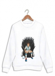 Sweatshirt Game of Thrones: King Lionel Messi - House Catalunya