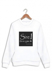 Sweatshirt Kaamelott Perceval Sire on en a gros