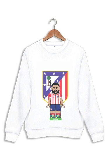 Sweatshirt Lego Football: Atletico de Madrid - Arda Turan