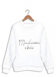 Sweatshirt Madame Chic