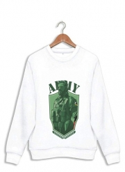 Sweatshirt MGS Phantom Pain Army Men Big Boss Diamond Dogs