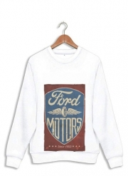 Sweatshirt Motors vintage