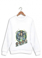 Sweatshirt Outer Space Collection: One Direction 1D - Harry Styles
