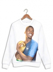 Sweatshirt Paul France FiersdetreBleus