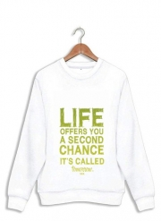Sweatshirt Second Chance