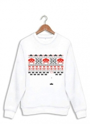 Sweatshirt Space Invaders