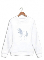 Sweatshirt The White Unicorn