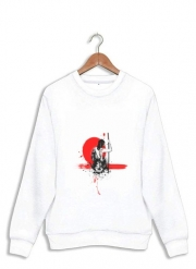 Sweatshirt Trash Polka - Female Samurai