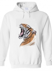 Hoodie Animals Collection: Tiger