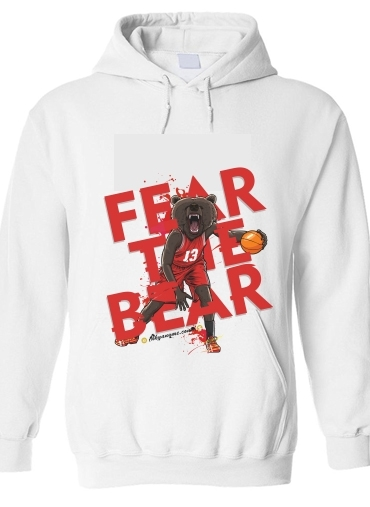 Hoodie Beasts Collection: Fear the Bear