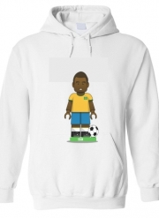 Hoodie Bricks Collection: Brasil Edson