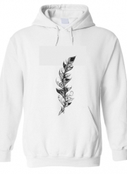 Hoodie Feather
