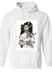 Hoodie Football Legends: Cristiano Ronaldo - Real Madrid Robot