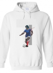 Hoodie Football Legends: Michel Platini - France