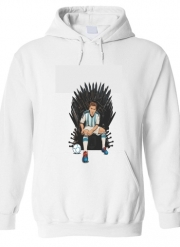 Hoodie Game of Thrones: King Lionel Messi - House Catalunya