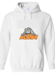 Hoodie KTM Racing Orange And Black