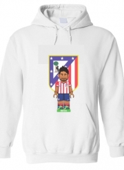 Hoodie Lego Football: Atletico de Madrid - Diego Costa