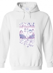 Hoodie One Direction 1D Music Stars