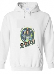Sweat à capuche Outer Space Collection: One Direction 1D - Harry Styles