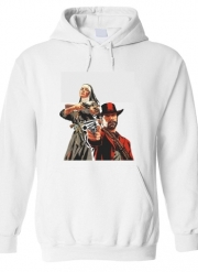 Sweat à capuche Red Dead Redemption Fanart