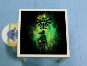 Table basse Hyrule Art